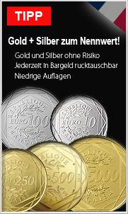 Gold und Silber zum Nennwert